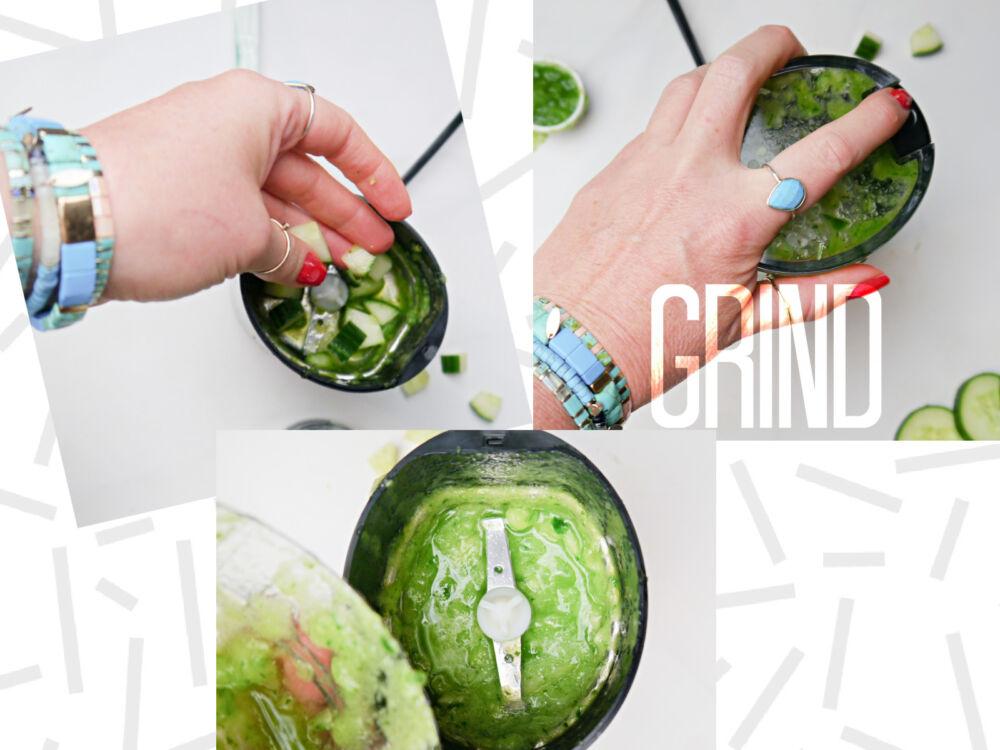 DIY Cucumber Hyaluronic Acid Sheet Mask