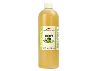 Almond, Refined Sweet Oil