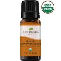 Organic Cinnamon Cassia Essential Oil