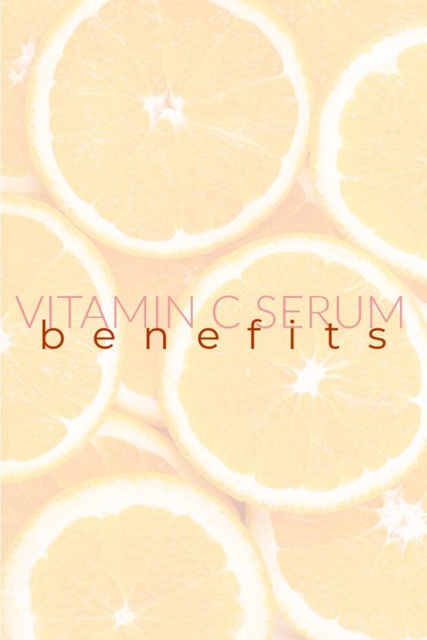 DIY Vitamin C Serum Benefits